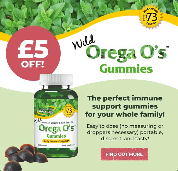 Wild Orega O's Gummies £5 Off